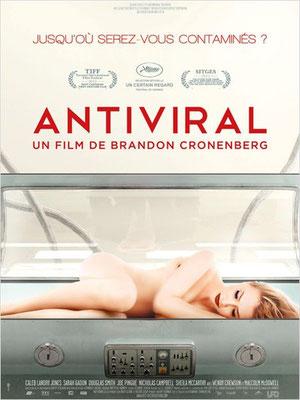 Antiviral (2013/de Brandon Cronenberg)