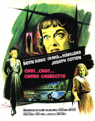 Chut... Chut... Chère Charlotte (1964/de Robert Aldrich)