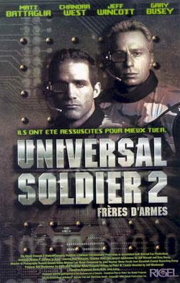 Universal Soldier 2 - Frères D'Armes
