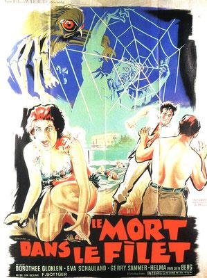 Le Mort Dans Le Filet (1960/de Fritz Böttger)
