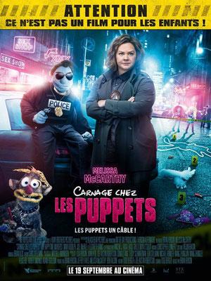 Carnage Chez Les Puppets (2018/de Brian Henson)