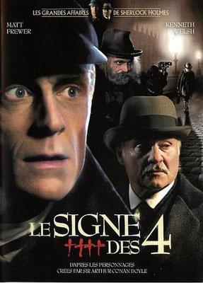 Le Signe Des 4 (2001/de Rodney Gibbons)