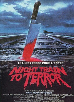 Train Express Pour L'Enfer (1985/de John Carr, Phillip Marshak, Tom McGowan, Jay Schlossberg-Cohen & Gregg C. Tallas))