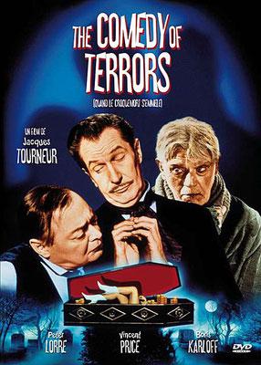 The Comedy Of Terrors - Le Croque Mort s'En Mêle (1963/de Jacques Tourneur)