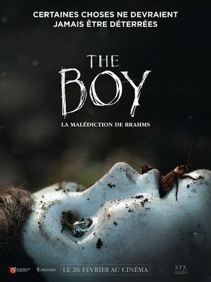 The Boy - La Malédiction De Brahms (2020/de William Brent Bell)