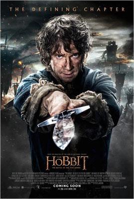 Le Hobbit - La Bataille Des Cinq Armées (2014/de Peter Jackson)