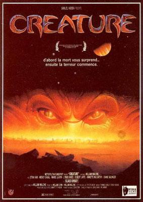 Créature (1985/de William Malone)