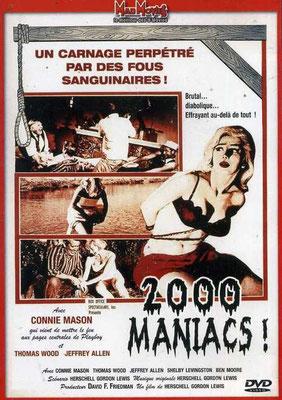 2000 Maniacs (1964/de Herschell Gordon Lewis)