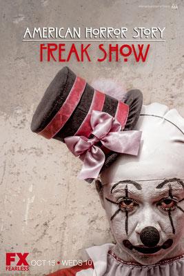 American Horror Story - Freak Show (Saison 4)