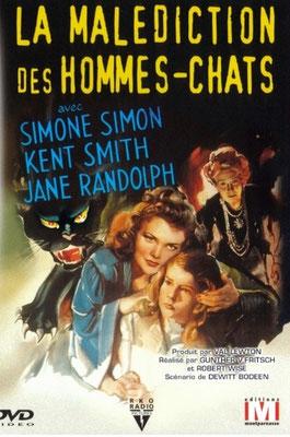 La Malédiction Des Hommes-Chats (1944/de Gunther Von Fritsch & Robert Wise)