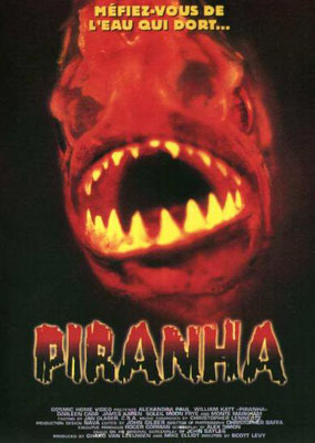 Piranha (1995/de Scott P. Levy)