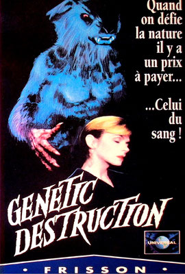 Genetic Destruction (1989/de John R. Bowey)