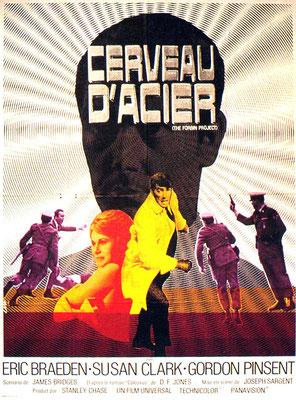 Le Cerveau d'Acier (1970/de Joseph Sargent)