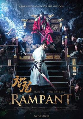 Rampant (2018/de Sung-Hoon Kim)
