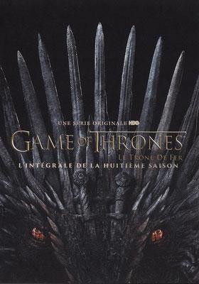 Game Of Thrones - Saison 8