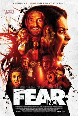 Fear, Inc (2016/de Vincent Masciale)