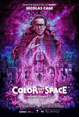 Colour Out Of Space (2019/de Richard Stanley)