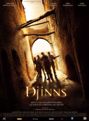 Djinns (2010/de Hugues Martin & Sandra Martin)