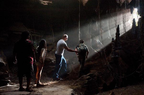 Voyage Au Centre De La Terre 2 - L'île Mystérieuse de Brad Peyton - 2012 / Science-Fiction - Fantastique