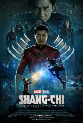 Shang-Chi Et La Légende Des Dix Anneaux (2021/de Destin Daniel Cretton)