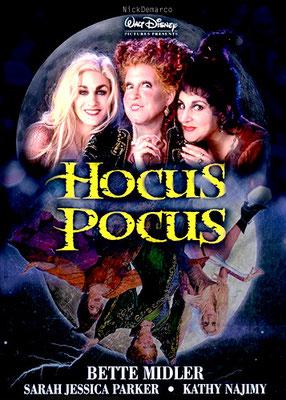 Hocus Pocus - Les Trois Sorcières (1993/de Kenny Ortega)
