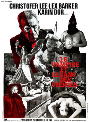 Le Vampire Et Le Sang Des Vierges (1967/de Harald Reinl)