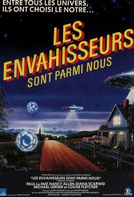 Les Envahisseurs Sont Parmi Nous (1983/de Michael Laughlin)