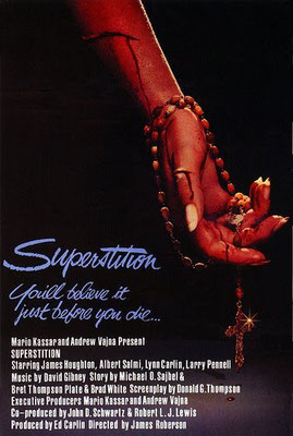 Superstition - La Malédiction De La Sorcière