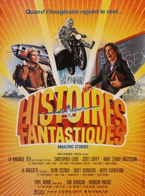 Histoires Fantastiques (1986/de William Dear, Steven Spielberg & Robert Zemeckis)