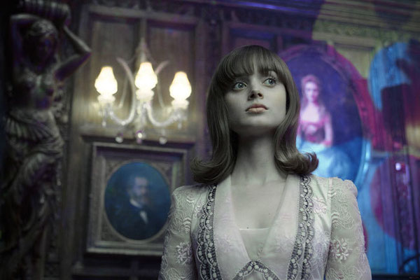 Dark Shadows de Tim Burton - 2012 / Fantastique - Horreur