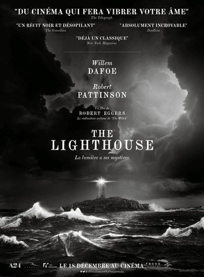 The Lighthouse (2019/de Robert Eggers)