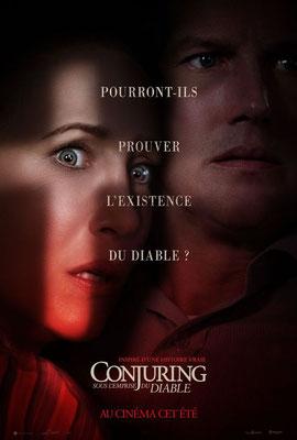 Conjuring 3 - Sous L'Emprise Du Diable (2021/de Michael Chaves)