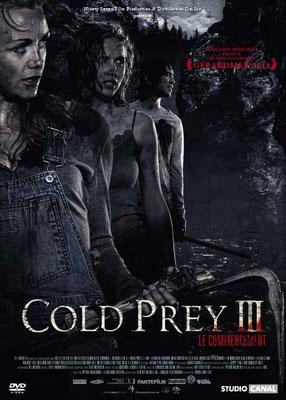 Cold Prey 3 - Le Commencement (2010/de Mikkel Brænne Sandemose)