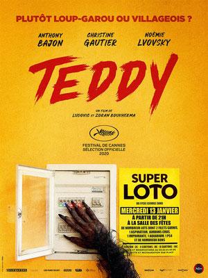 Teddy (2020/de Ludovic Boukherma & Zoran Boukherma)