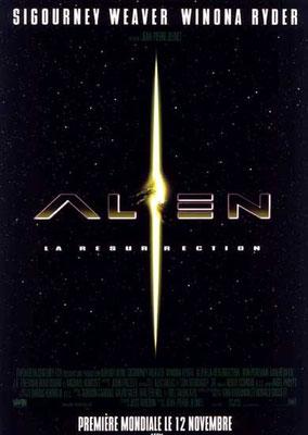 Alien 4 - La Résurrection (1997/de  Jean-Pierre Jeunet)