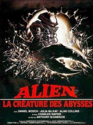 Alien - La Créature Des Abysses (1989/de Antonio Margheriti)