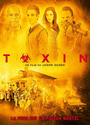 Toxin (2015/de Jason Dudek)