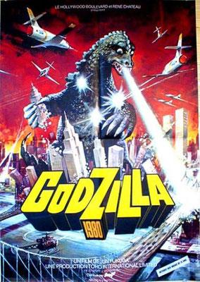 Godzilla 1980 - Godzilla Vs Megalon