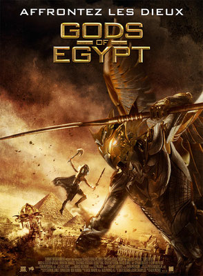 Gods Of Egypt (2016/d'Alex Proyas)