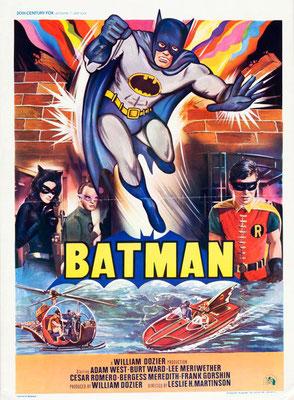 Batman (1966/de Leslie H. Martinson)