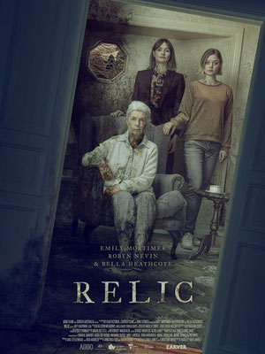 Relic (2020/de Natalie Erika James)
