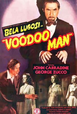 Voodoo Man (1944/de William Beaudine)