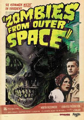 Zombies From Outer Space (2012/de Martin Faltermeier)