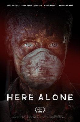 Here Alone (2016/de Rod Blackhurst)