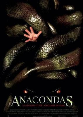 Anacondas - A La Poursuite De l'Orchidée De Sang (2004/de Dwight H. Little)