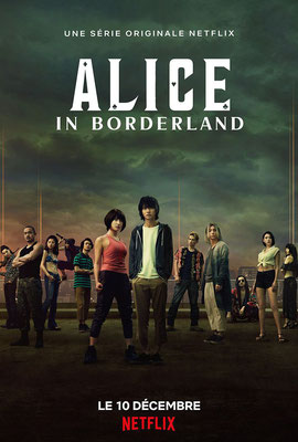 Alice In Borderland - Saison 1