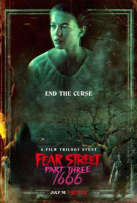 Fear Street - Partie 3 : 1666 (2021/de Leigh Janiak)
