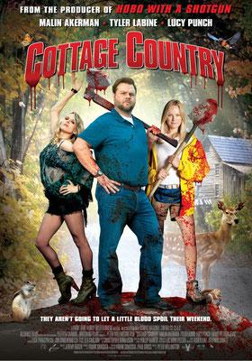 Cottage Country (2013/de Peter Wellington)