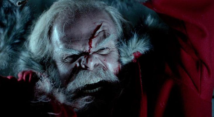 A Christmas Horror Story de Grant Harvey, Steven  Hoban & Brett Sullivan - 2015 / Horreur
