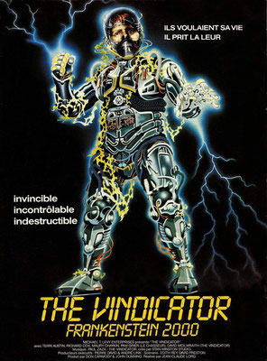 The Vindicator Frankenstein 2000